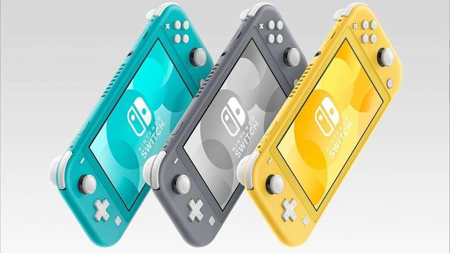 Nintendo Switch vs Nintendo Switch Lite: specifiche tecniche