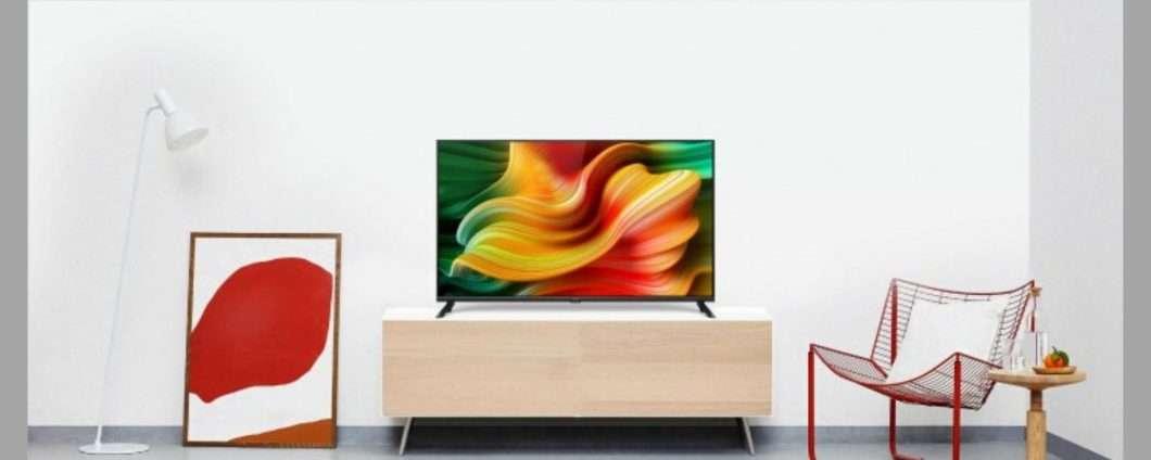 """RealmeTV ufficiale: 32"""" e 43"""" a prezzi aggressivi"""