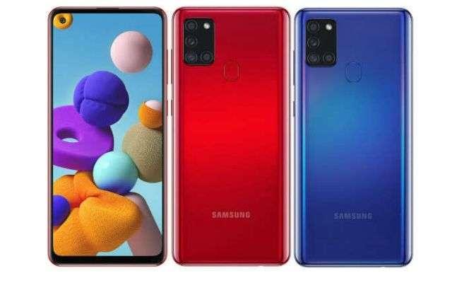 Samsung Galaxy A21 chính thức tại Ý với giá 209 € 1
