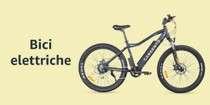 Biciclette a pedalata assistita