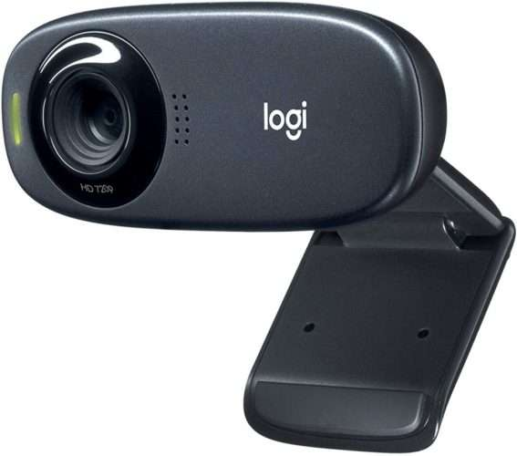 webcam HD Logitech C3210