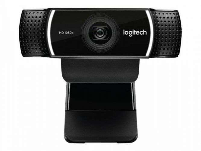 webcam HD Logitech C922