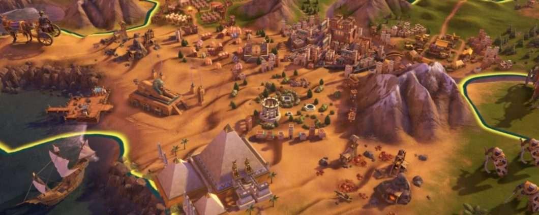 حضارة VI مجانًا على Epic Games: قم بتنزيلها الآن 1