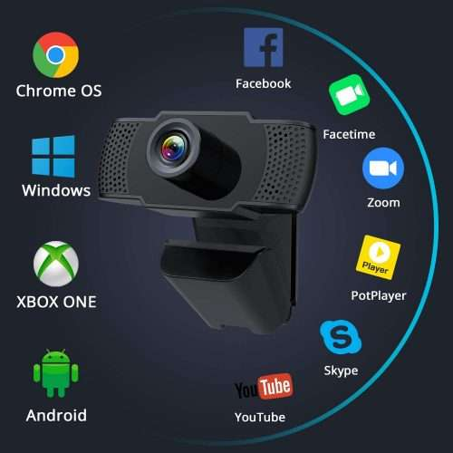 webcam HD compatibilità