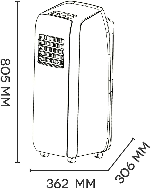 piccoli condizionatori portatili