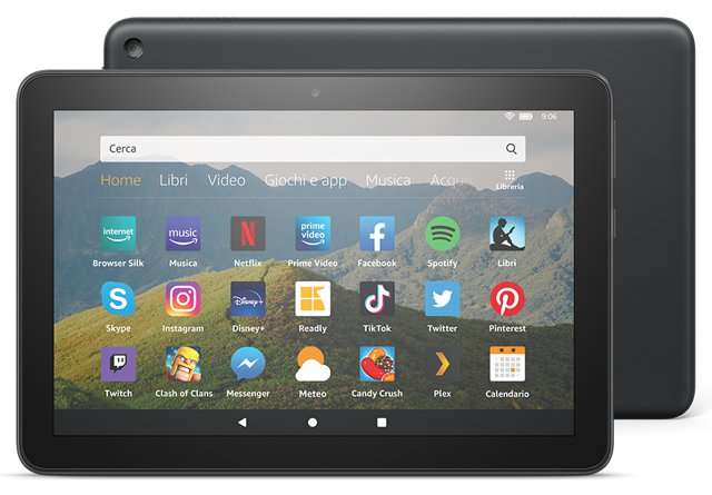 Amazon Kindle Fire HD 8 2020