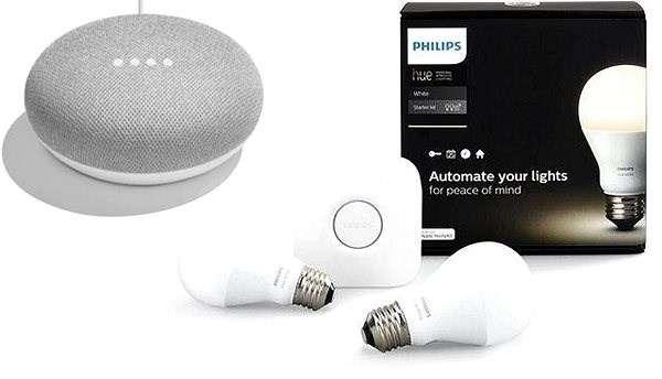 lampade compatibili google home