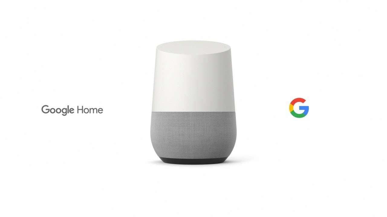 google home sconto