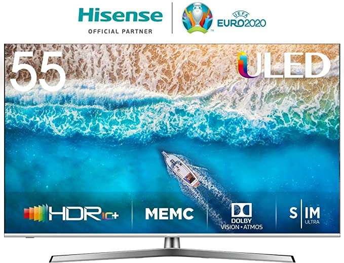 tv hisense 55 pollici