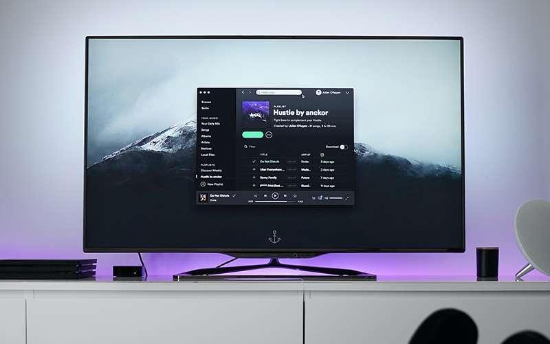 TV 50 pollici misure