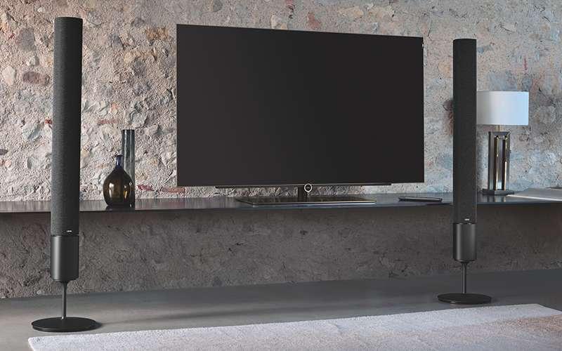 tv 50 pollici audio