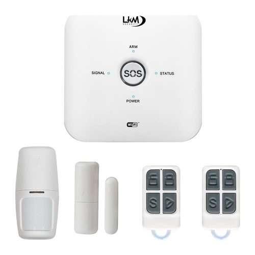 antifurto wireless gsm lkm mya