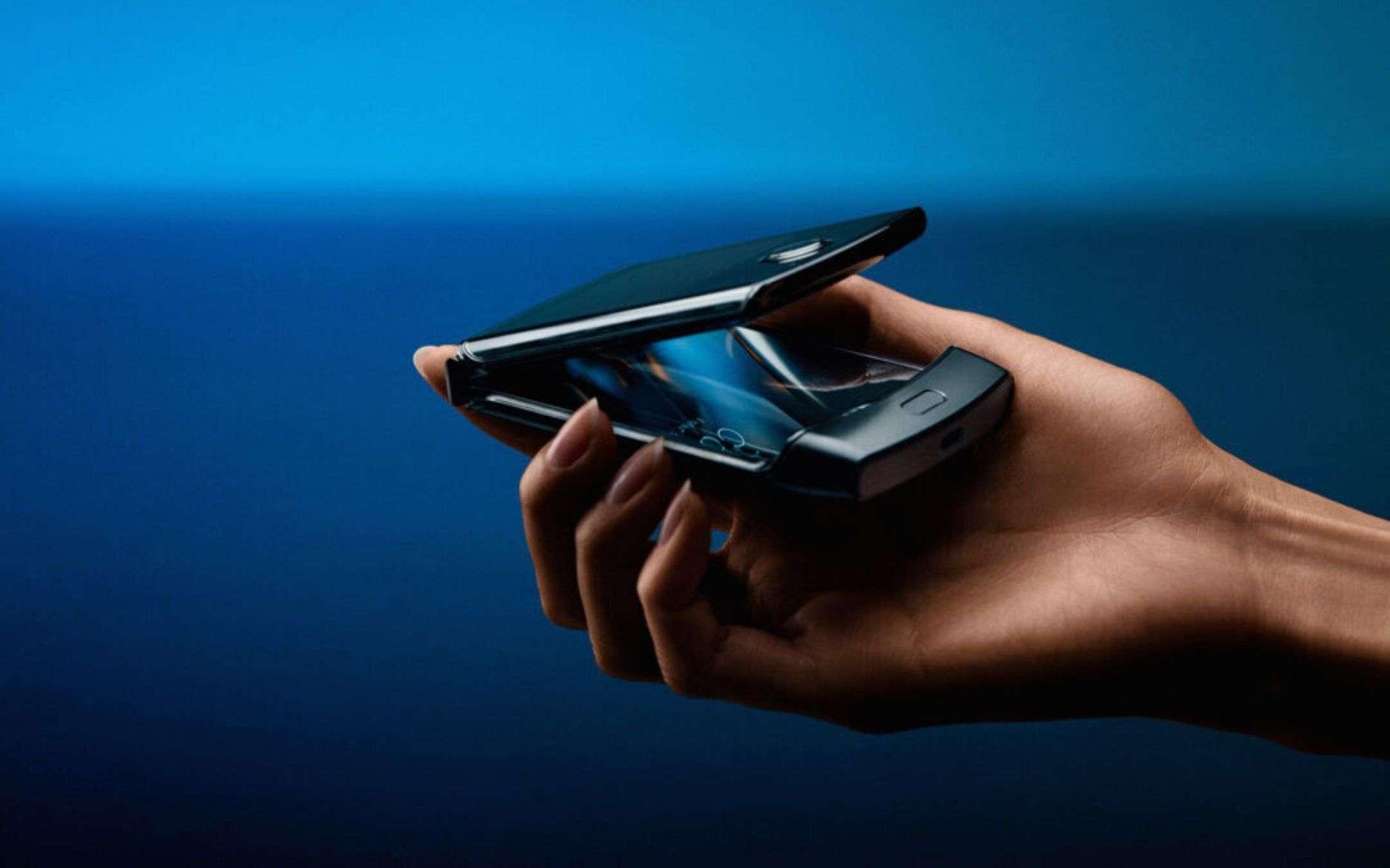 Motorola razr 2: no, non quest'anno, a quanto pare