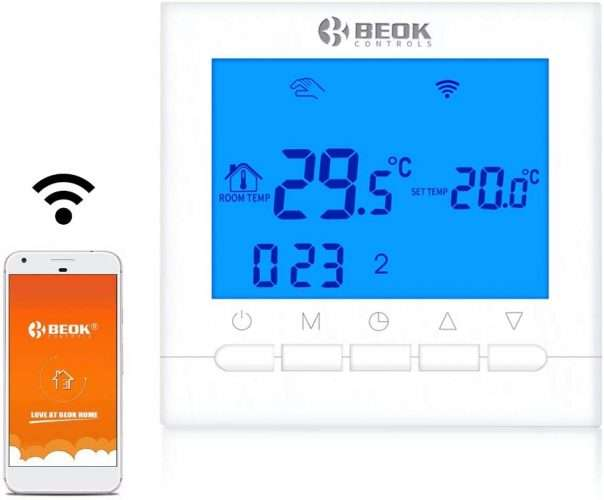 termostati economici wifi