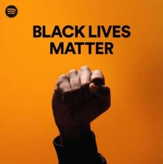 Black Lives Matter su Spotify