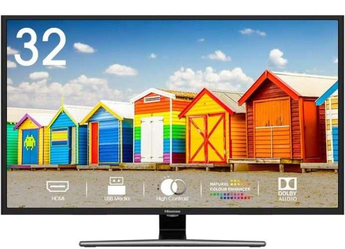 TV Hisense 32 pollici