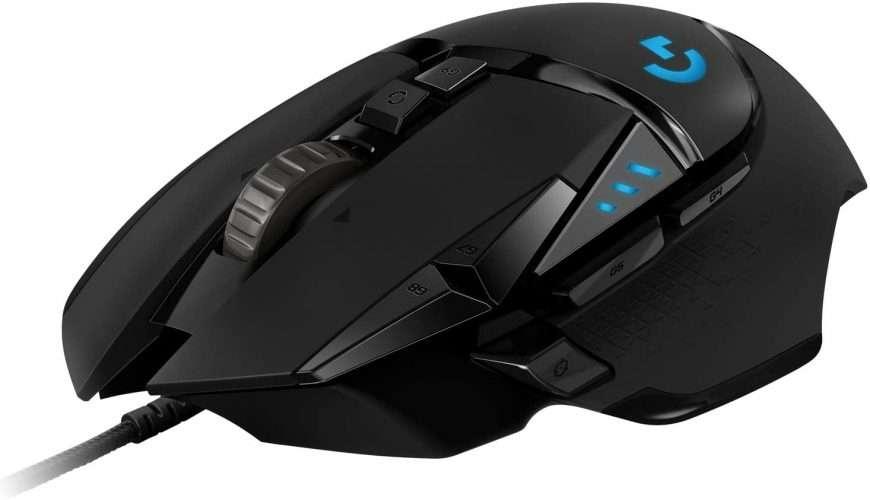 logitech mouse g502