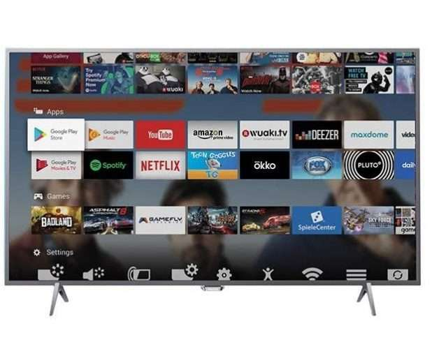 smart tv Philips 32 pollici