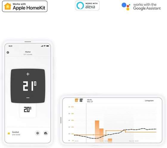 termostato wifi app