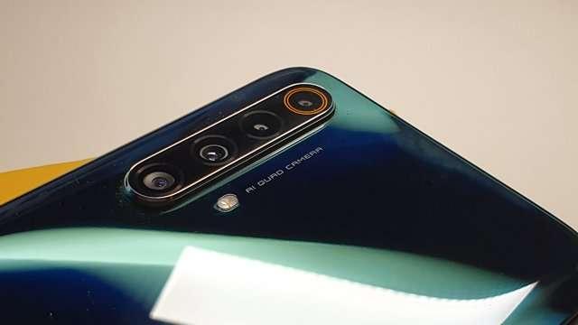 Realme X50 5G: fotocamera