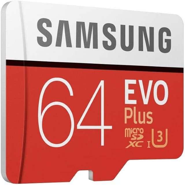 microSD Samsung 64 Evo