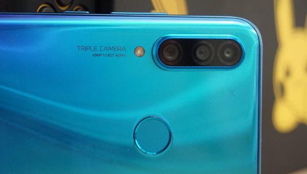Huawei P30 Lite: comparto fotografico