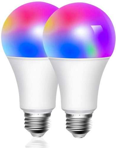lampadine wifi Atsui Google Home