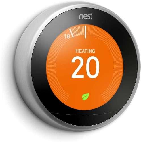 Domotica termostato wifi Nest