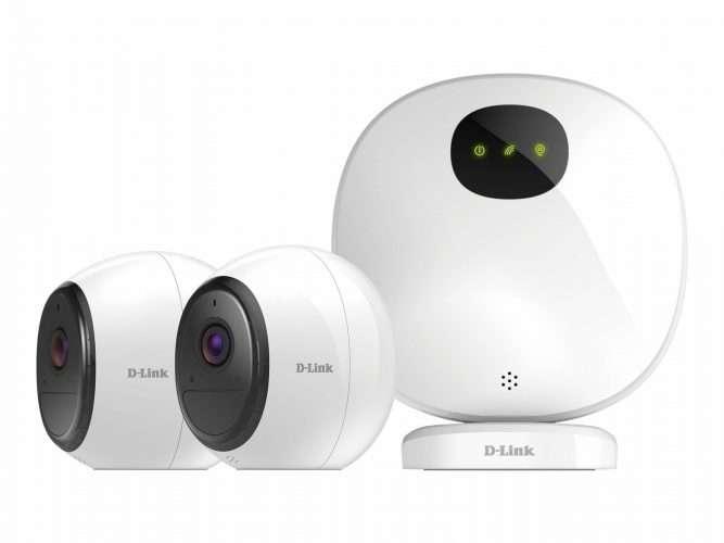 telecamere wifi D-Link esterno