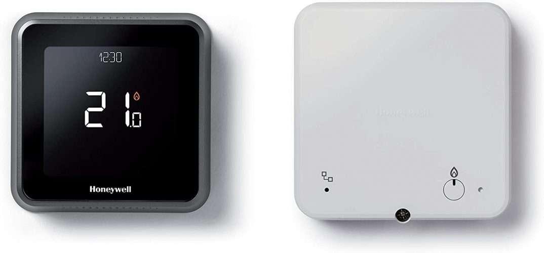 Domotica termostato wifi Honeywell