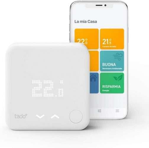 termostato wifi Tado