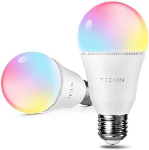 lampadine wifi Teckin compatibili con Alexa