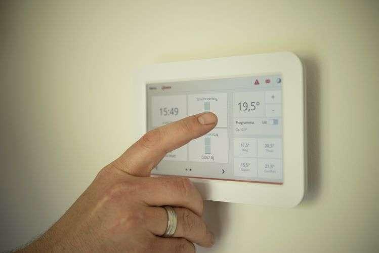 termostati wifi