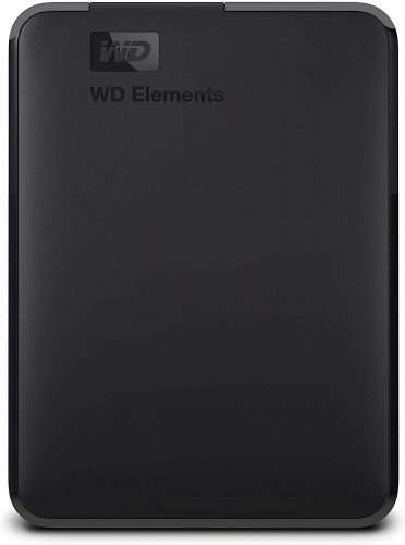 WD Elements Hard Disk esterno 2 TB