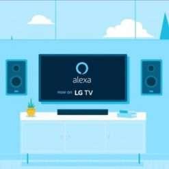 TV LG OLED 4K e 8K: arriva Alexa hands-free