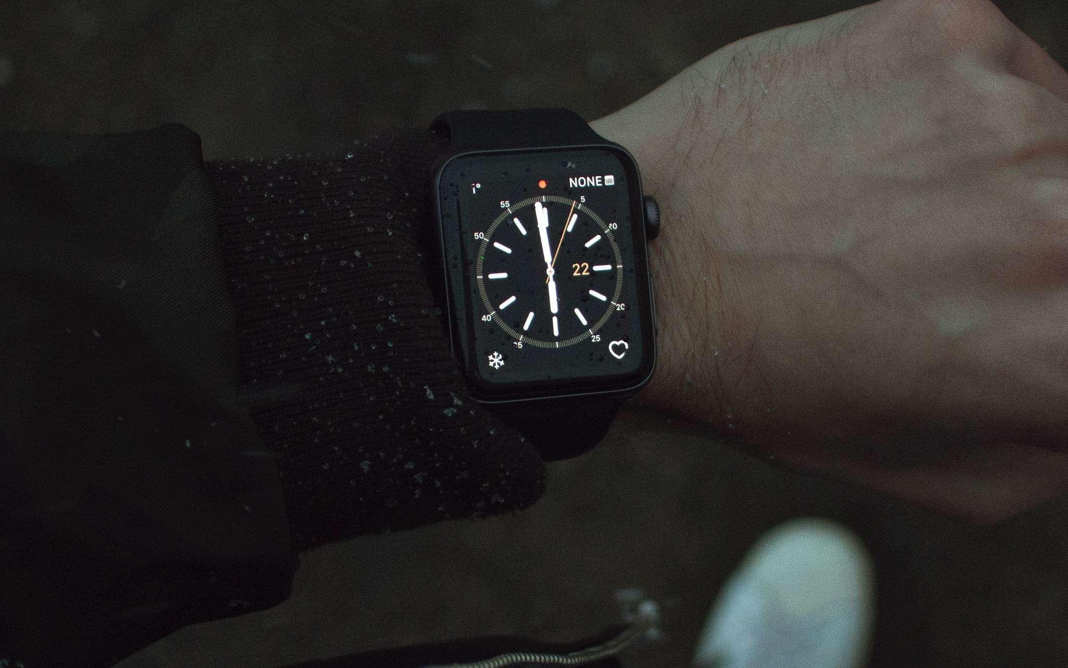 Apple Watch: in futuro potrebbe essere più slim?