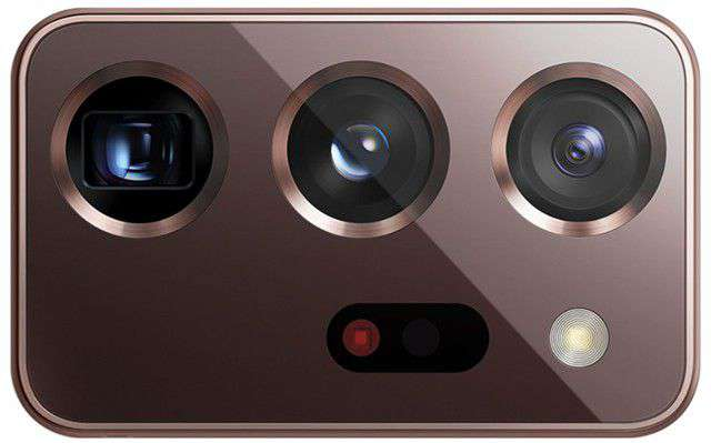 Galaxy Note20, fotocamera