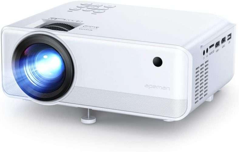 Proiettore portatile Apeman LG550