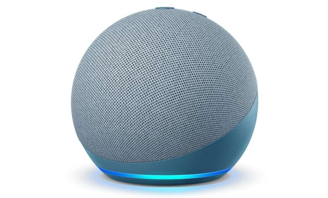 Nuovo Amazon Echo Dot (2020)