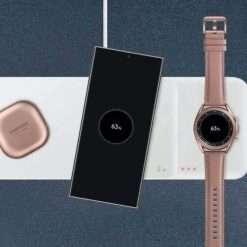 Samsung Wireless Charger Trio: ecco le specifiche