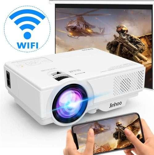 Proiettore portatile Jinhoo wireless
