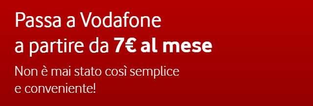 Passa a Vodafone