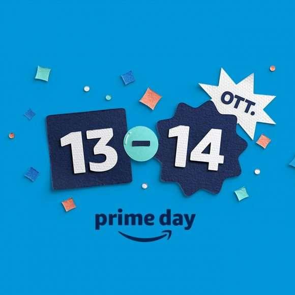 {L'Amazon Prime Day 2020 è ufficiale: 13-14 ottobre