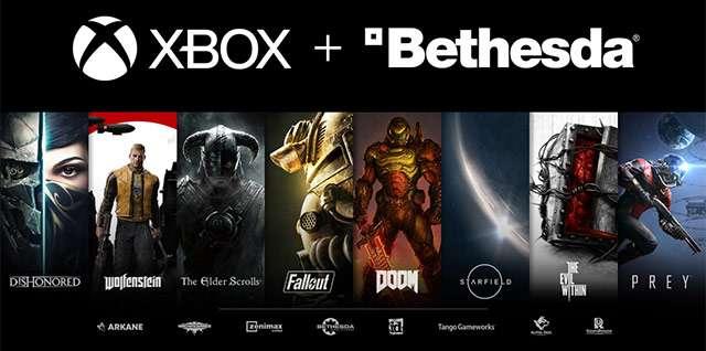 Xbox, Bethesda