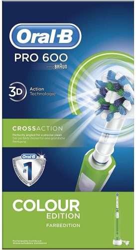 Oral-B Pro 600 CrossAction