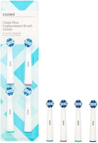 Testine universali per spazzolino elettrico