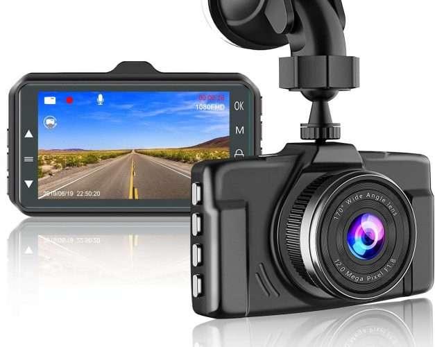 Chortau B-T12 dash cam 1080p