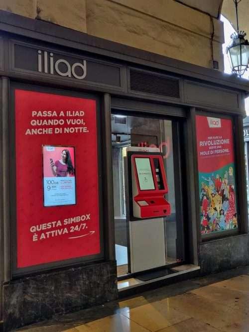 Iliad SIM Box