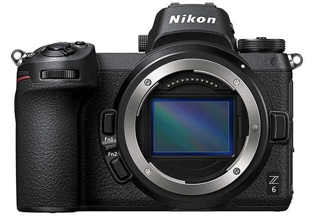 La fotocamera mirrorless Nikon Z6