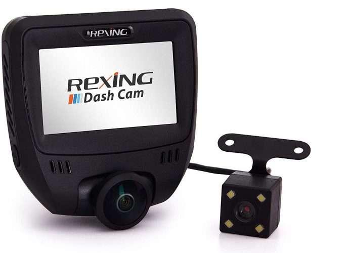 Dash cam Rexing V360
